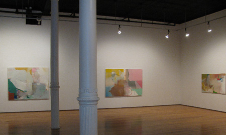 Moses Hoskins OK Harris Installation 2009