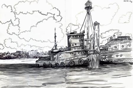 Tugboats_HudsonRiver